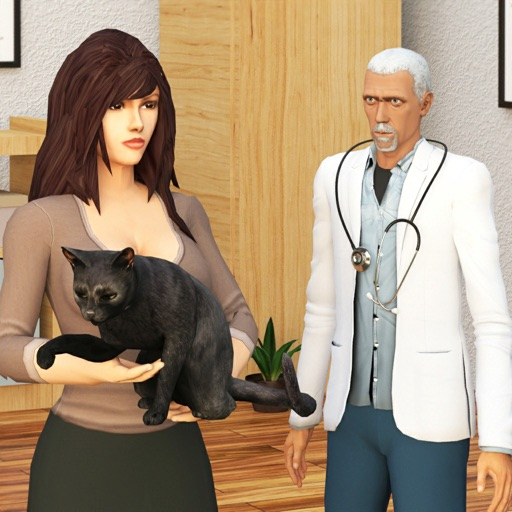 Virtual Pet Care Vet Hospital iOS App