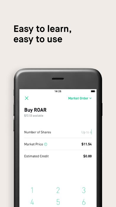 Robinhood: Invest. Save. Earn. Screenshot