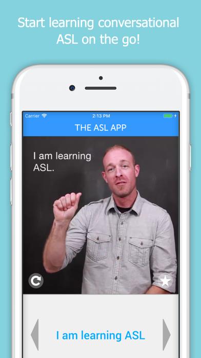 The ASL App-0