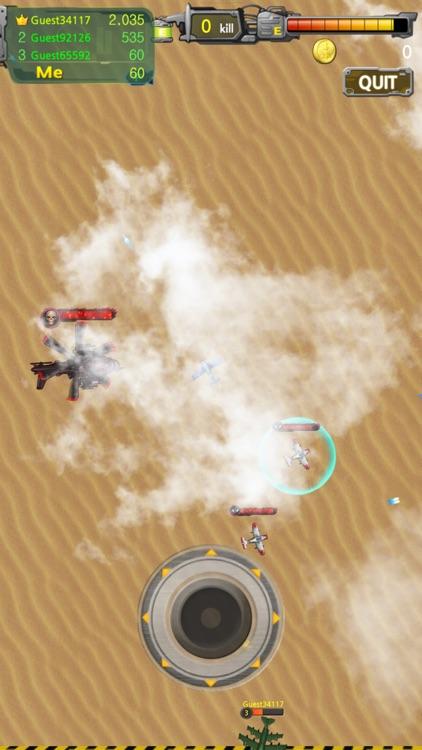 Sky Fighter 2 Revolution screenshot-6