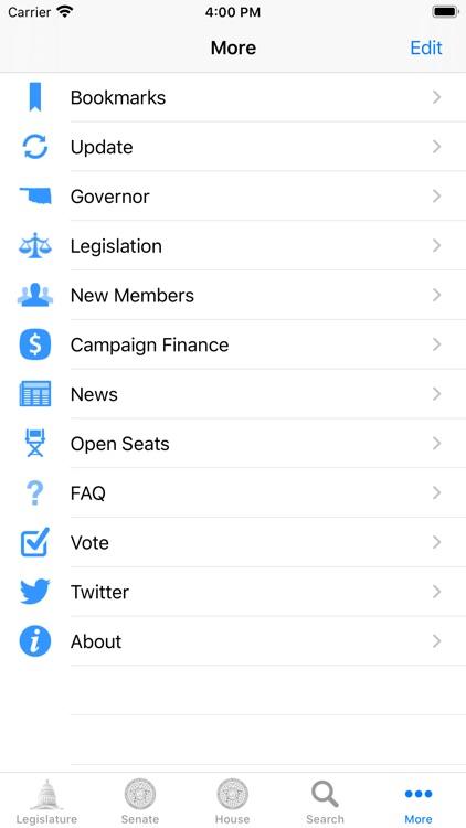 Oklahoma in Your Pocket screenshot-3