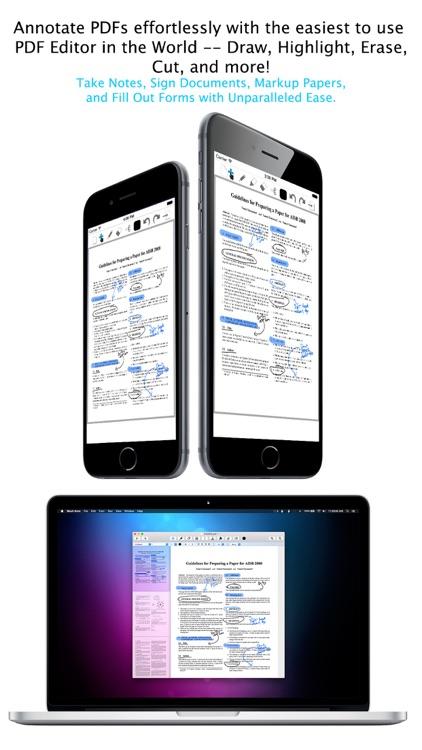 Mach Note - iCloud PDF Editor screenshot-3