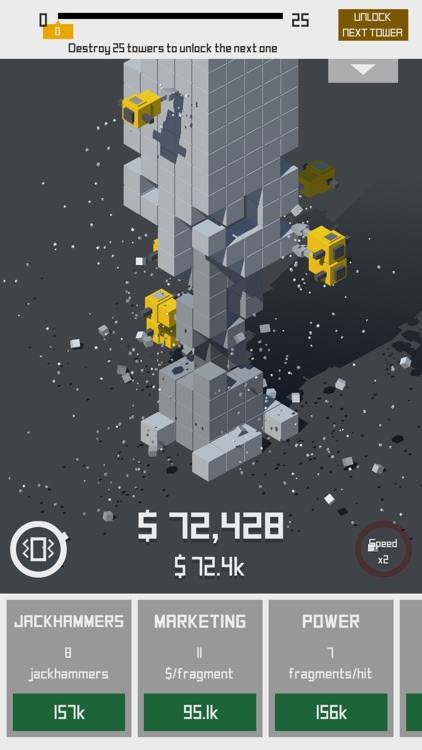Jackhammer Tower