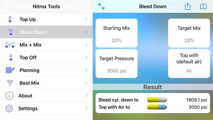 Nitrox Tools screenshot-8