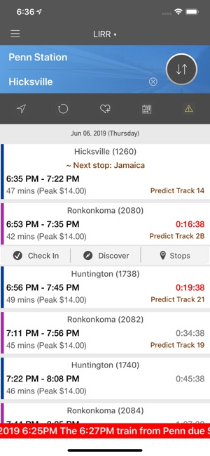onTime : Rail, Subway, Bus    on the App Store