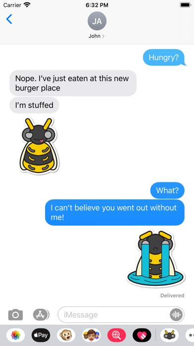 Insecta Stickers screenshot 4