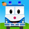 Appelsin Apps AB - Bobo Polis - Bilspel för Barn bild