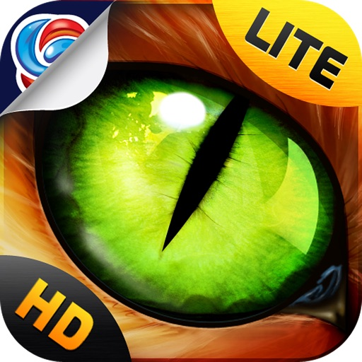 Mysteryville HD Lite: hidden object investigation icon