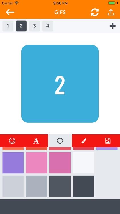 GIF Maker Creator Utility screenshot-6