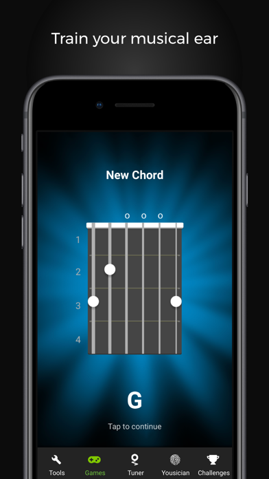 Ukulele Tuna: Ukulele Tuner screenshot four