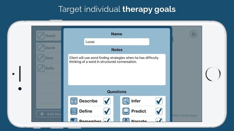 Conversation Therapy Lite screenshot-3