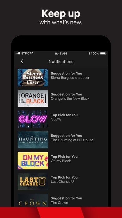 Screenshot for Netflix in Sri Lanka App Store