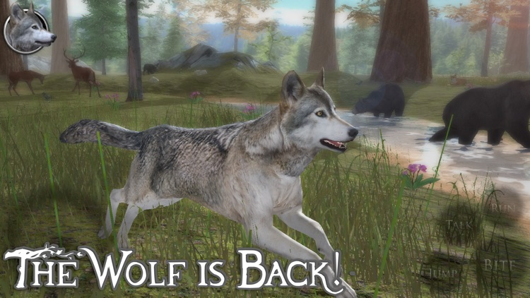 Ultimate Wolf Simulator 2 screenshot-0