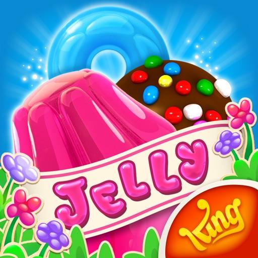 Candy Crush Jelly Saga image