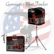Gymnastics Meet Tracker app review
