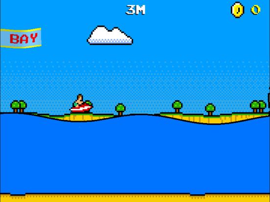 Super Wave Rider screenshot 4