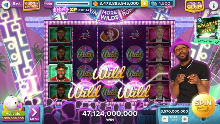Ellen's Road to Riches Slots screenshot-3