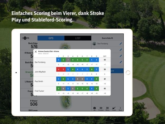 Golf Entfernungsmesser App Kostenlos : Golfshot plus golf gps im app store