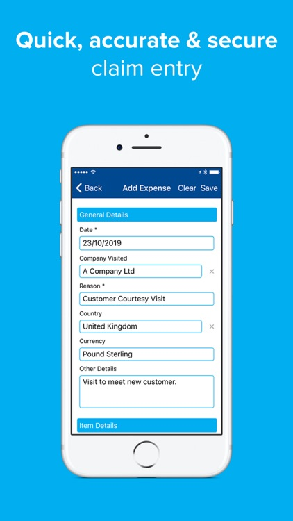 Expenses Mobile
