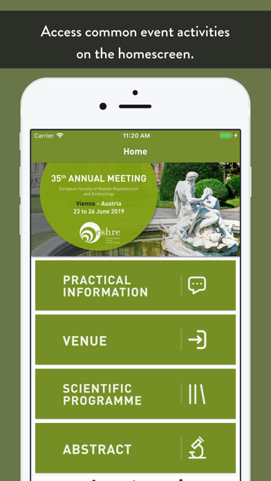 Download ESHRE 2019 for Android