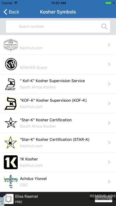 Is it Kosher? screenshot four