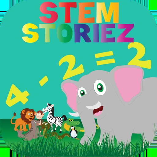 STEM Storiez - Countdown Zoo icon