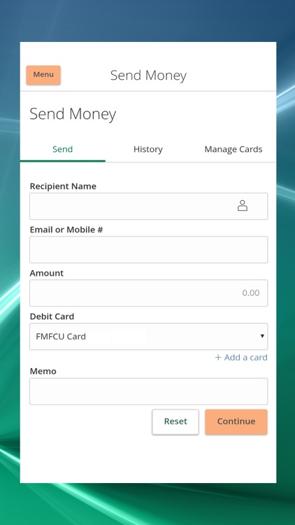 FMFCU Mobile App screenshot-3