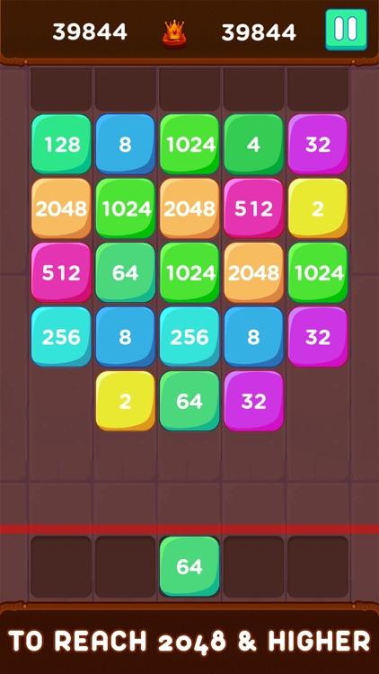 Merge Block - Shoot 2048 screenshot-3