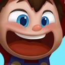 Super Boy: Run Jump Tap Score