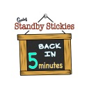 Standby Stickers Pack