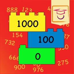 Numbers on Bricks