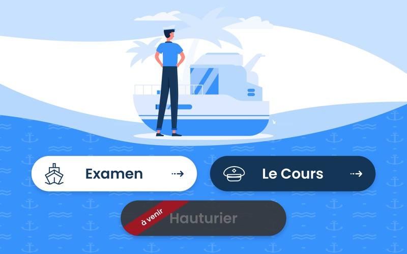 Permis Bateau Côtier Hauturier for Mac