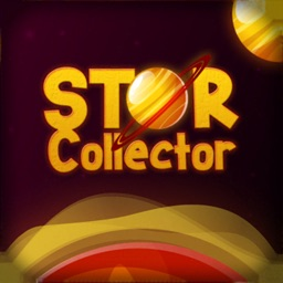Stars collector: arcade game