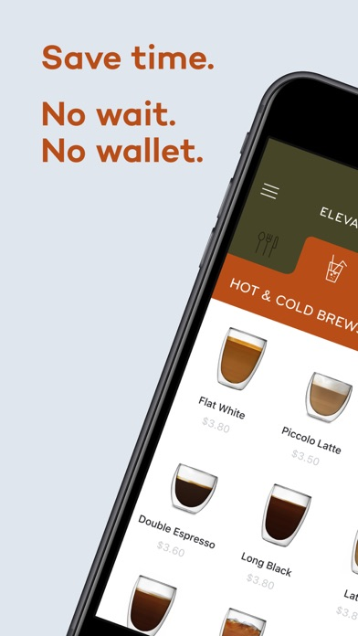 Elevate Coffee: Order & PayScreenshot of 1