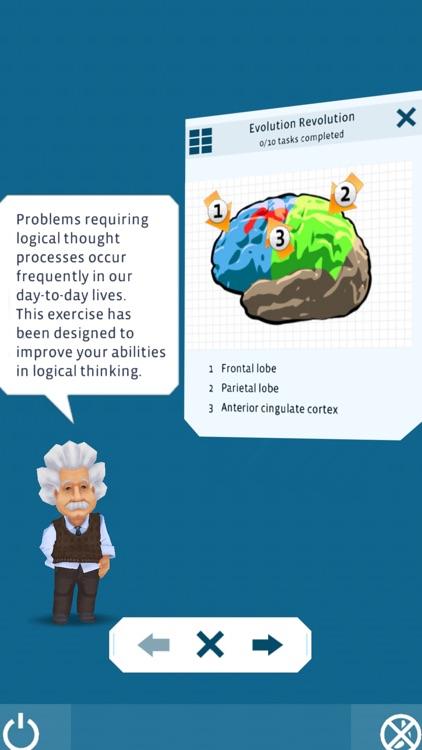 Einstein™ Brain Training HD screenshot-9