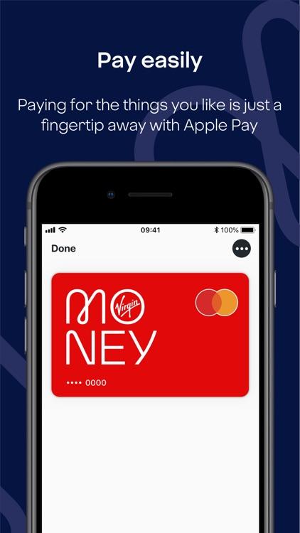 Virgin Money Mobile Banking screenshot-5