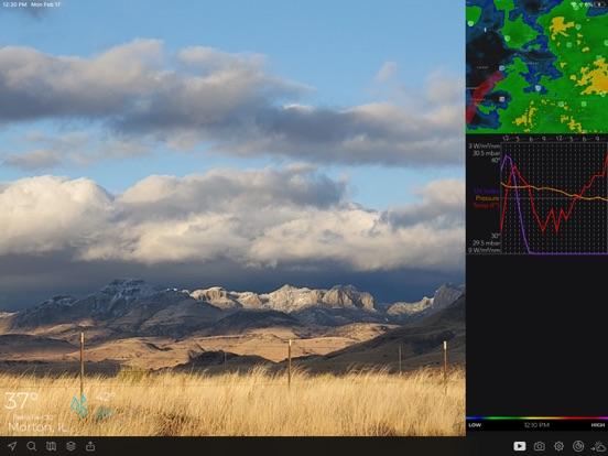 MyRadar Pro Weather Radar – Forecast, Storms, and Earthquakes screenshot