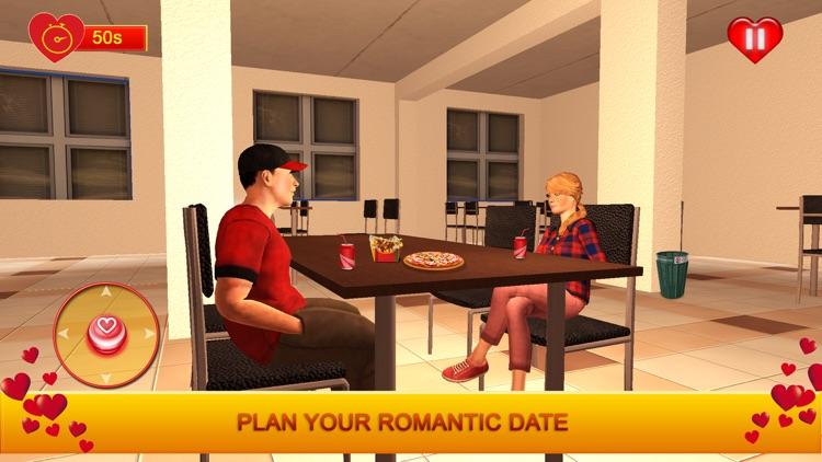 Virtual Romance Sim: Love City