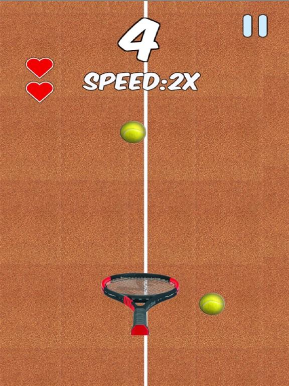 Tennis Ball Bounce Addiction screenshot #1