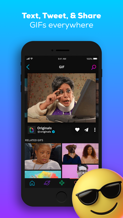 Download GIPHY: The GIF Search Engine for Pc