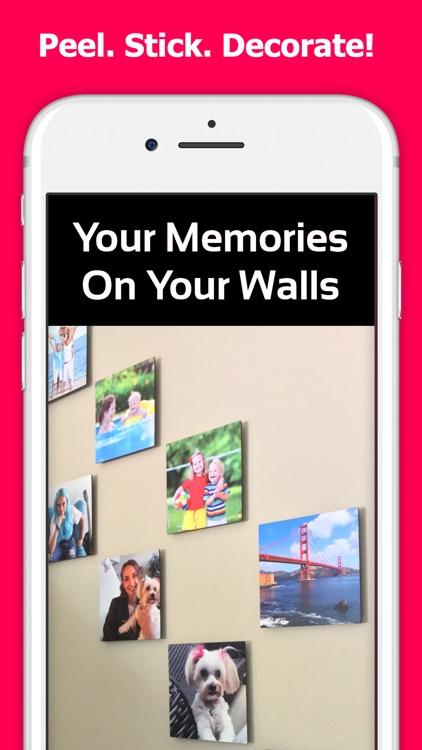 PixelPanels Photo Print Tiles