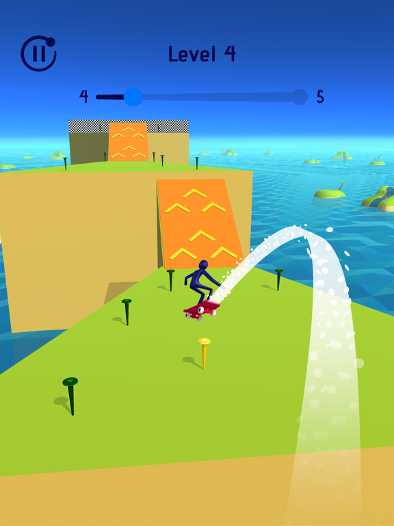 Skate Drifter 3D screenshot 6