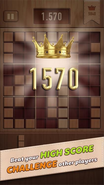Woody 99 - Sudoku Block Puzzle screenshot-4