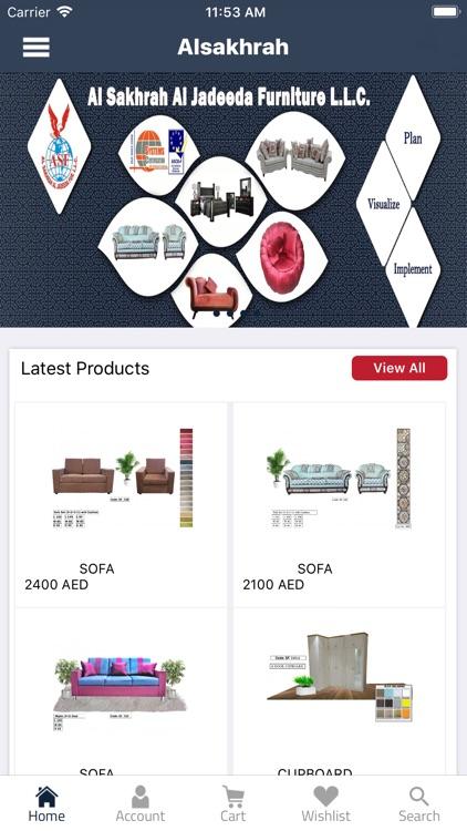 Alsakhrah Furniture Group