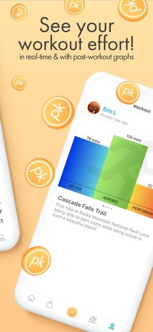 PK Fitness Rewards & Tracker on the App Store