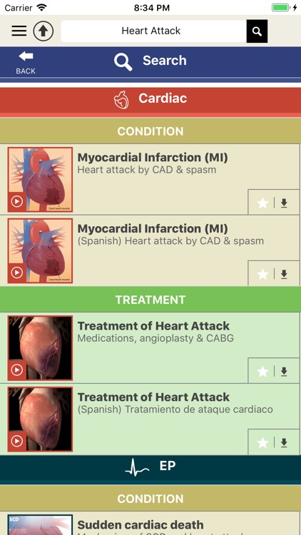 CardioVisual: Heart Health screenshot-5