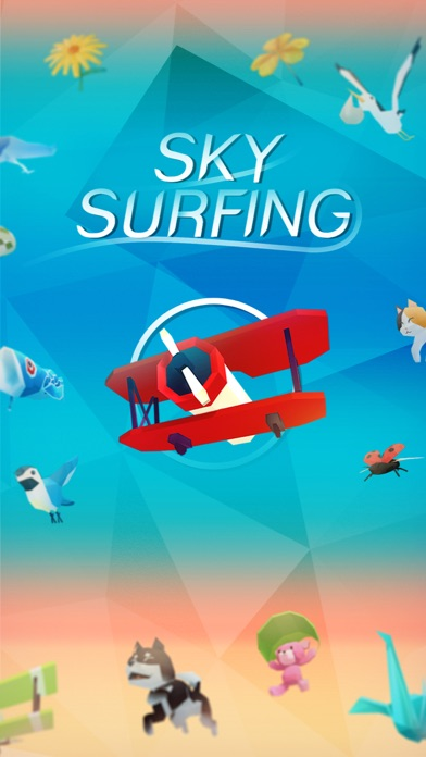 Sky Surfing screenshot 8
