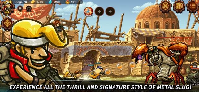 Metal Slug Infinity: Idle RPG on the App Store