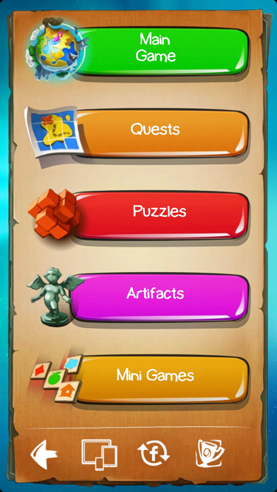Doodle God™ Alchemy screenshot one