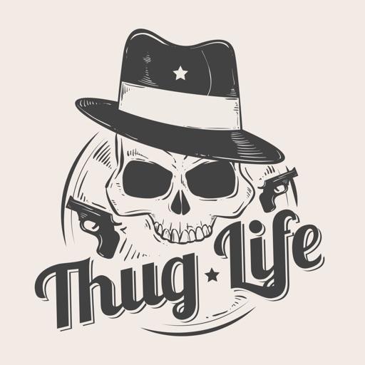 Thug Life - The swag meme app iOS App